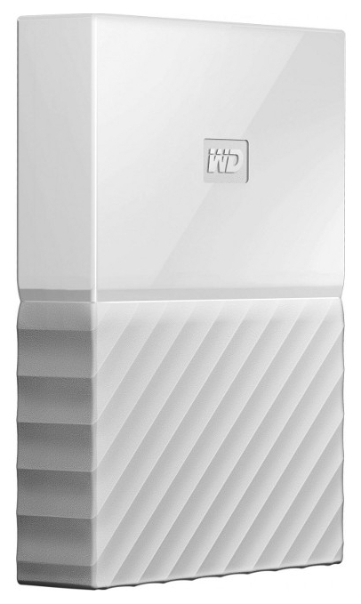 Жесткий диск 2TB WD My Passport White WDBYFT0020BWT-WESN USB3.0
