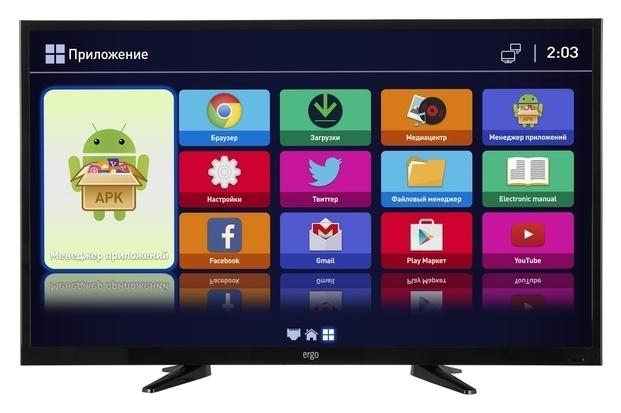 Купить Телевизоры, Телевизор ERGO LE32CT3500AK