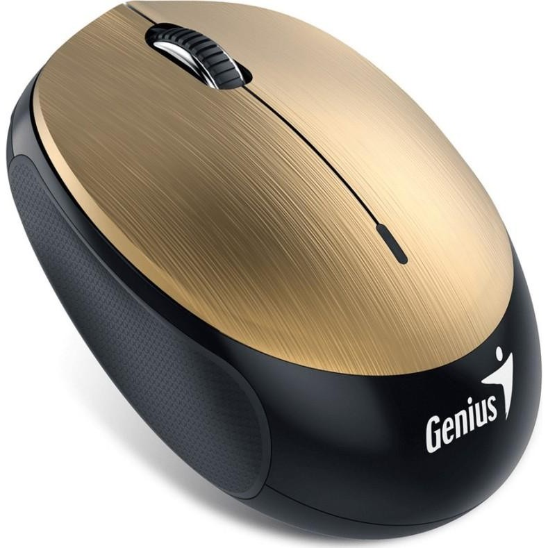 Мышь Genius NX-9000BT Gold (31030299101)