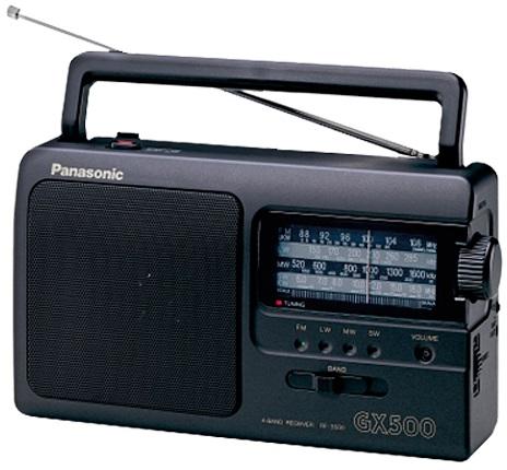 Радио Panasonic RF-3500E9-K 2018