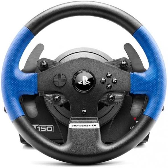 Купить Игровые аксессуары, Руль и педали Thrustmaster T150 Force Feedback PC/PS4