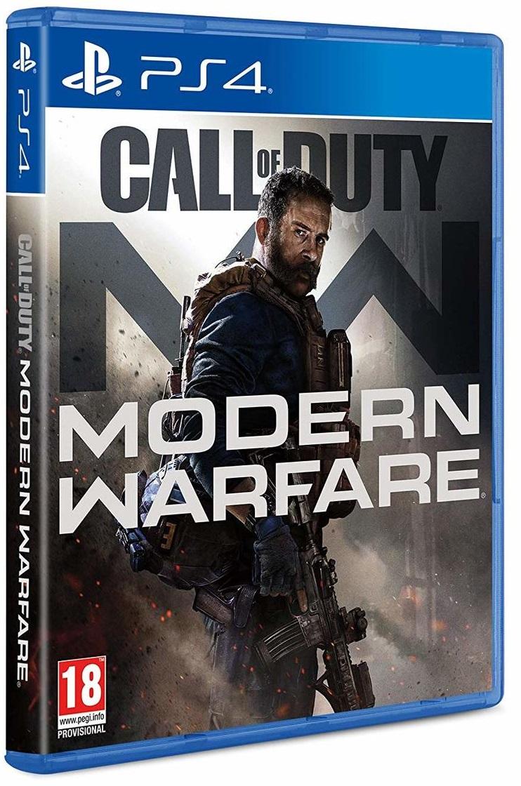 Купить Игры, Игра Call of Duty: Modern Warfare PS4, SONY