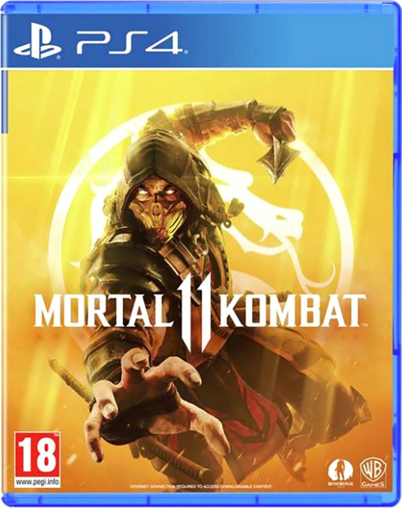 Купить Игры на PS4, Игра Mortal Kombat 11 (PS4, RUS), SONY