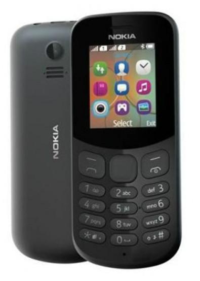 ef2758e69de Мобильный телефон NOKIA 130 DS New Black купить по низкой цене в ...