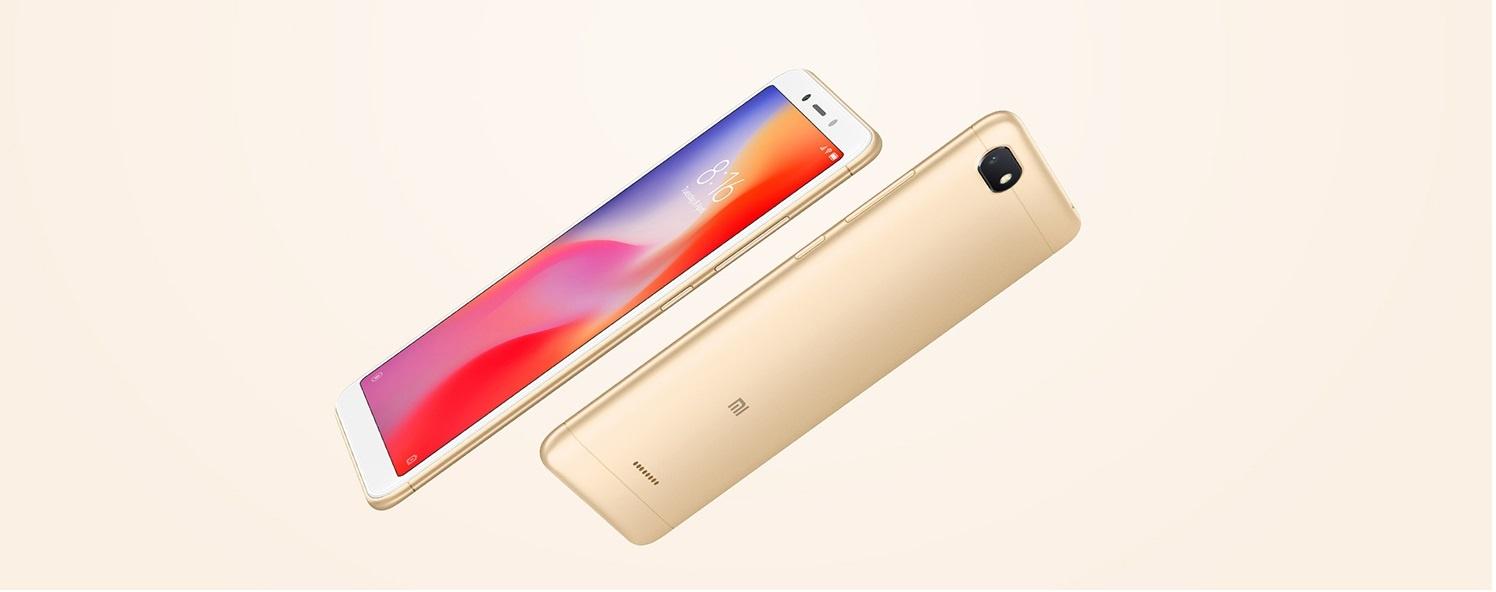 Смартфон Xiaomi Redmi 6A 2/32 Black (381259), фото 4