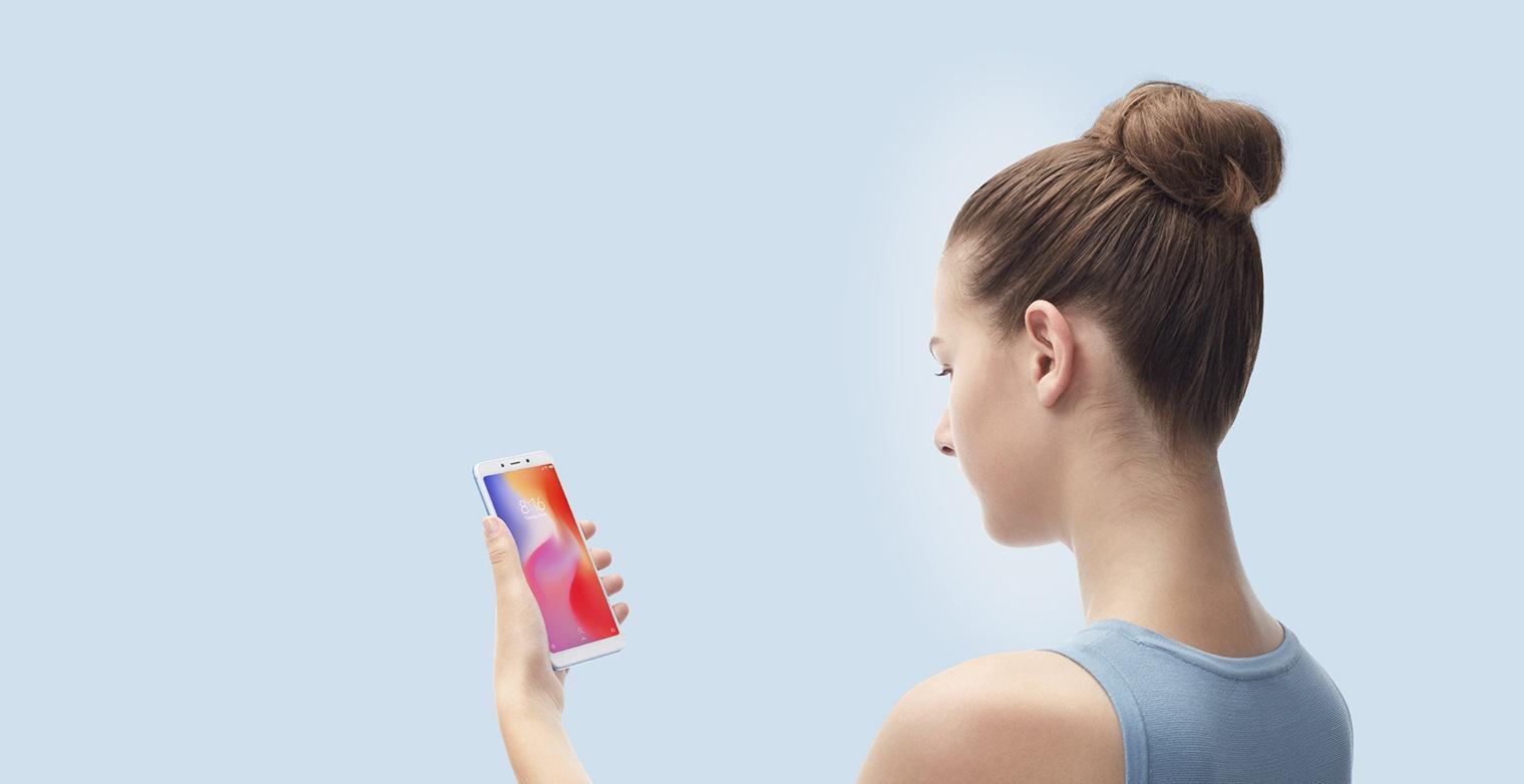 Смартфон Xiaomi Redmi 6A 2/32 Black (381259), фото 6