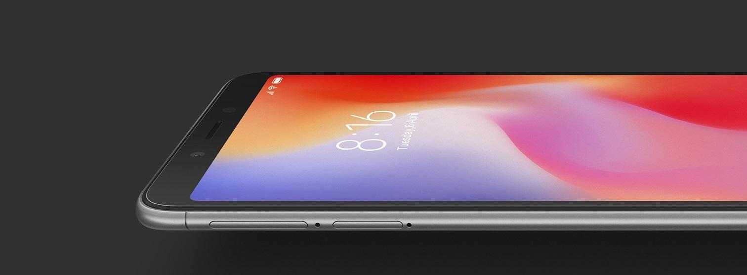 Смартфон Xiaomi Redmi 6A 2/32 Black (381259), фото 7