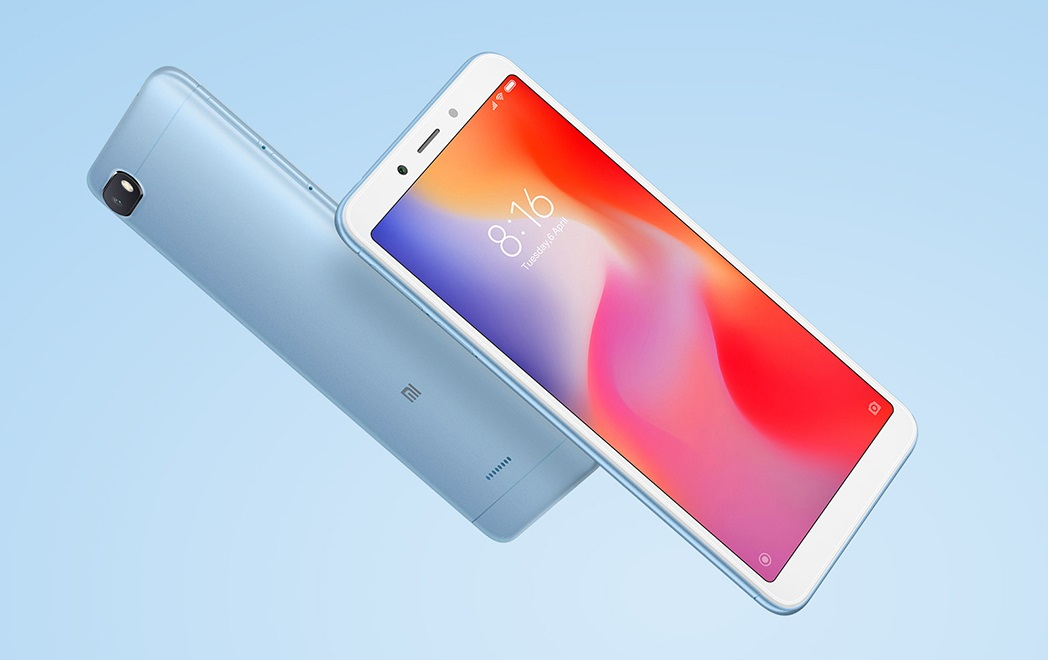 Смартфон Xiaomi Redmi 6A 2/32 Black (381259), фото 1