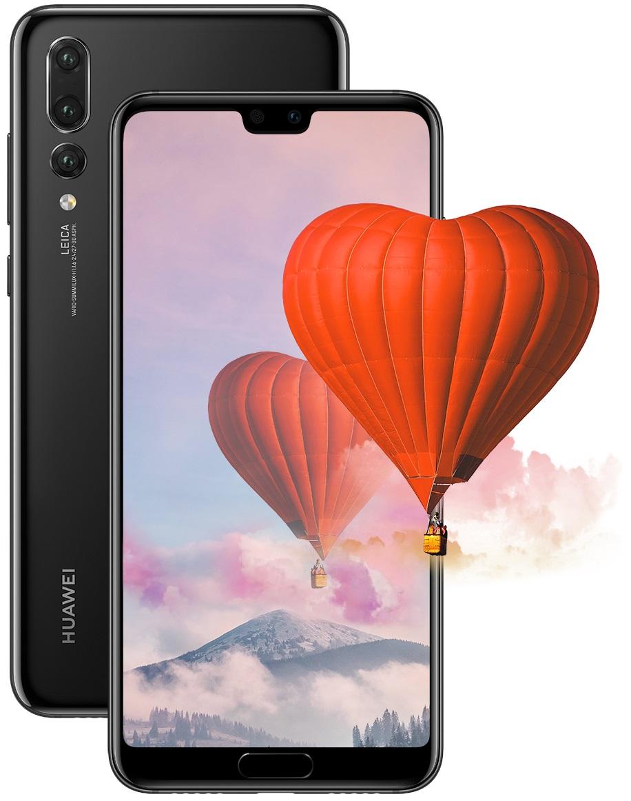 Смартфон HUAWEI P20 Pro 6 128 Black купить по низкой цене в Киеве ... 8e7713490edb9