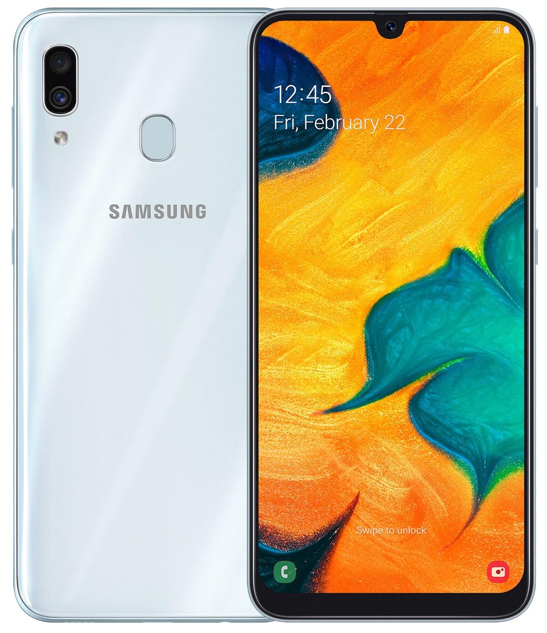 Картинки по запросу Смартфон Samsung A30