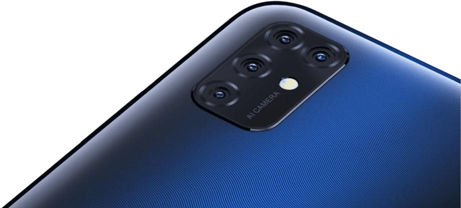 Смартфон ZTE BLADE V2020 Smart 4/128GB Blue, фото 5