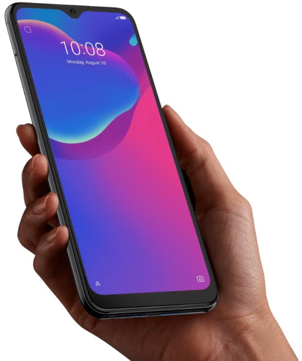 Смартфон ZTE BLADE V2020 Smart 4/128GB Blue, фото 4