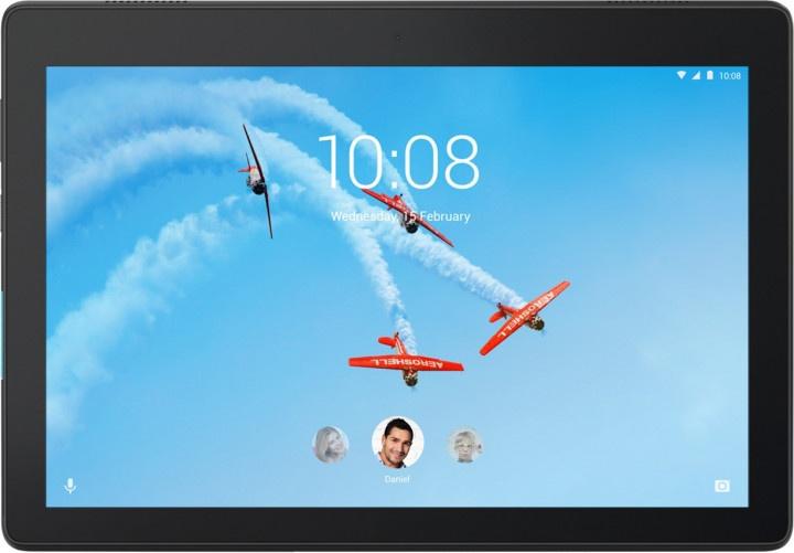 Купить Планшеты, Планшет LENOVO TAB E10 LTE 2/16GB Black (ZA4C0029UA)