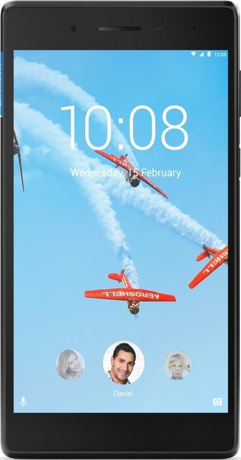 Купить Планшеты, Планшет Lenovo Tab 7 Essential TB-7304L 16Gb 3G Black (ZA310144UA)