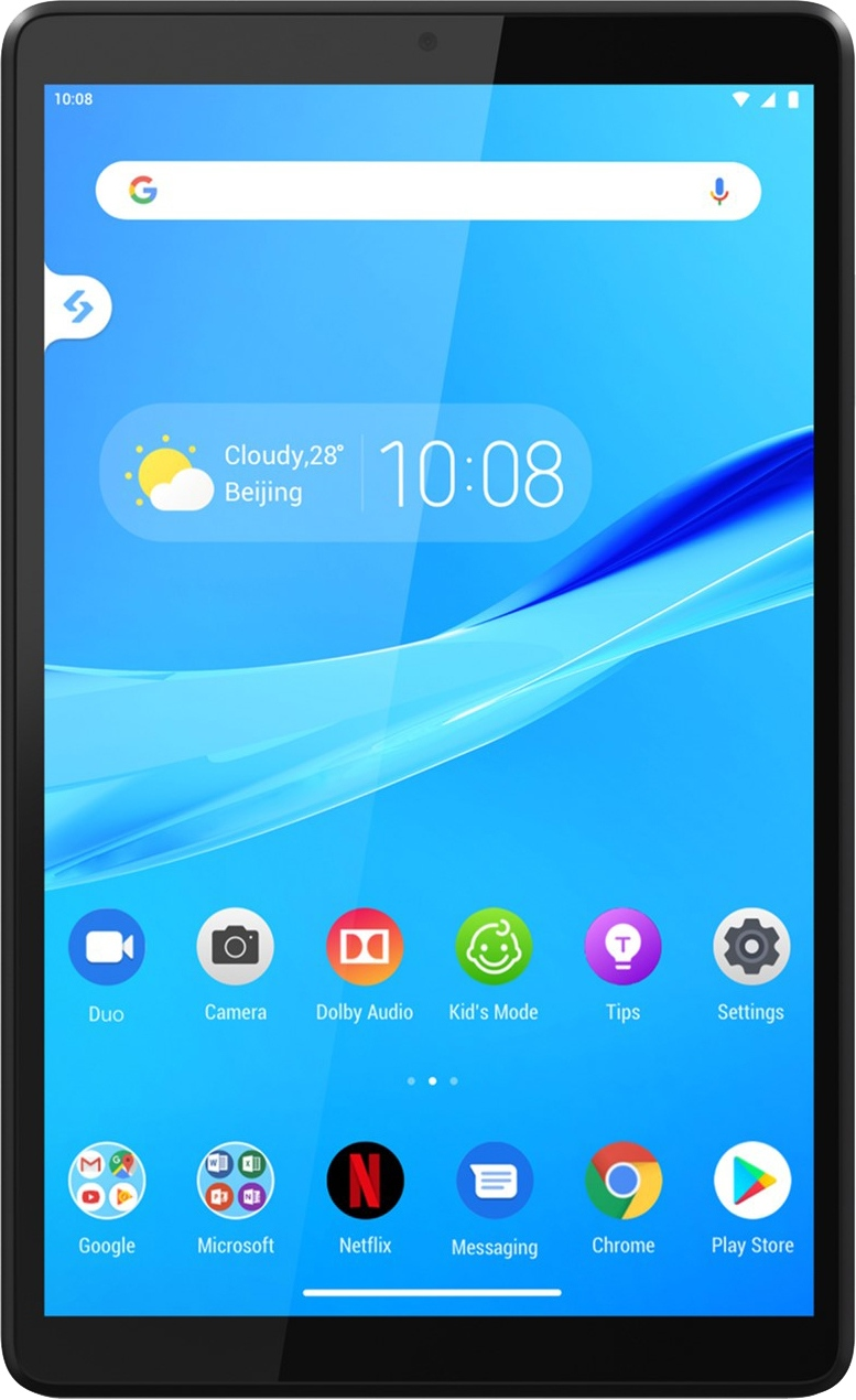 Купить Планшеты, Планшет LENOVO Tab M8 HD 2/32 LTE Iron Grey (ZA5H0073UA)