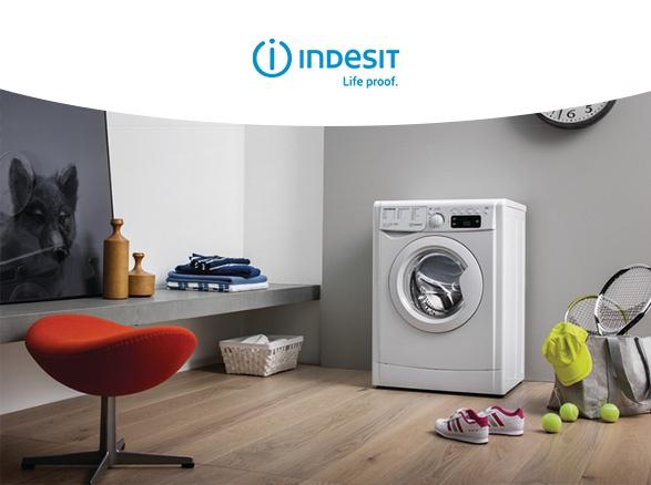 Пральна машина INDESIT IWSB 61051 C ECO EU, фото 1