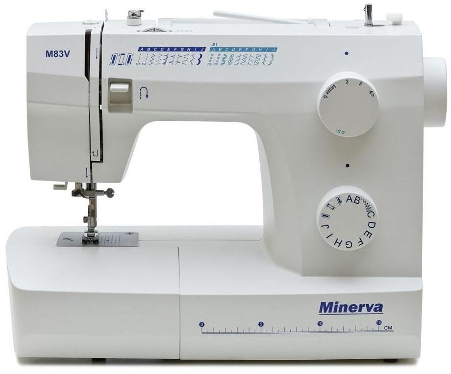 Купить Швейные машины, Швейная машина MINERVA M 83 V