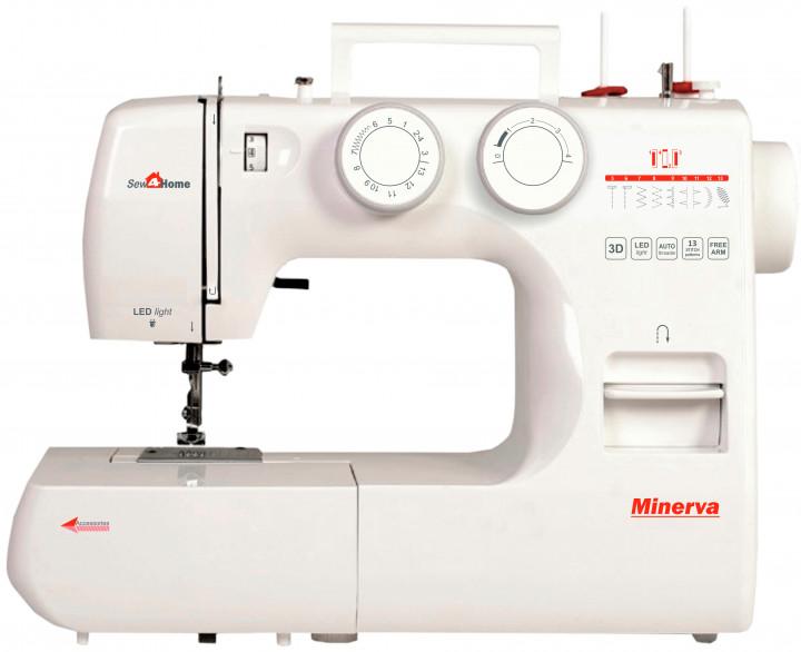 Купить Швейные машины, Швейная машина MINERVA Sew4Home
