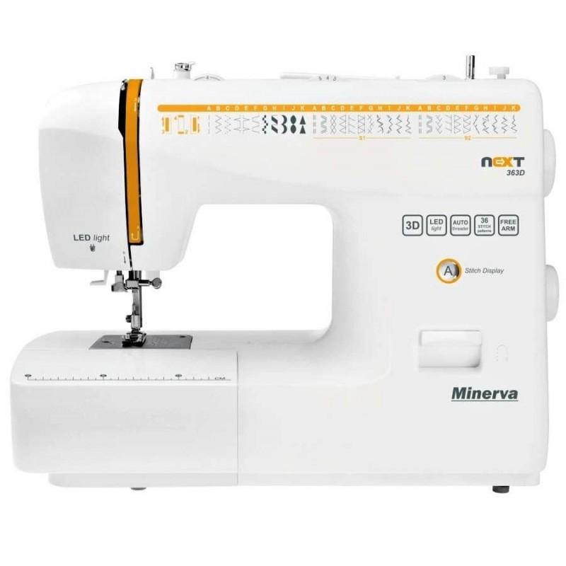 Купить Швейные машины, Швейная машина MINERVA Next 363D