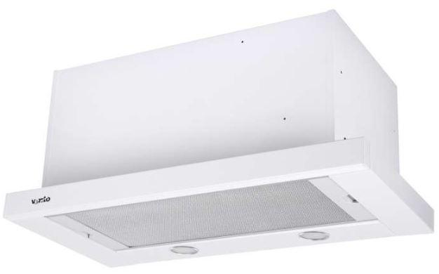Купить Вытяжки, Вытяжка VENTOLUX GARDA 60 WH (1300) SMD LED
