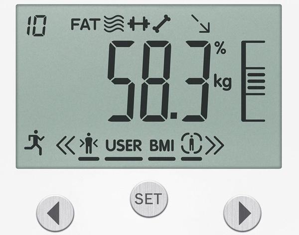 экран весов