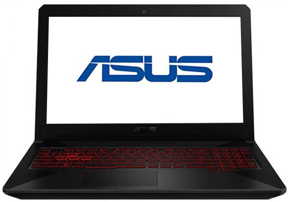 Ноутбук ASUS TUF Gaming FX504GD-DM056 (90NR00J1-M00860) купить по низкой  цене в Киеве, Харькове, Днепре, Одессе, Запорожье, Украине |  Интернет-магазин