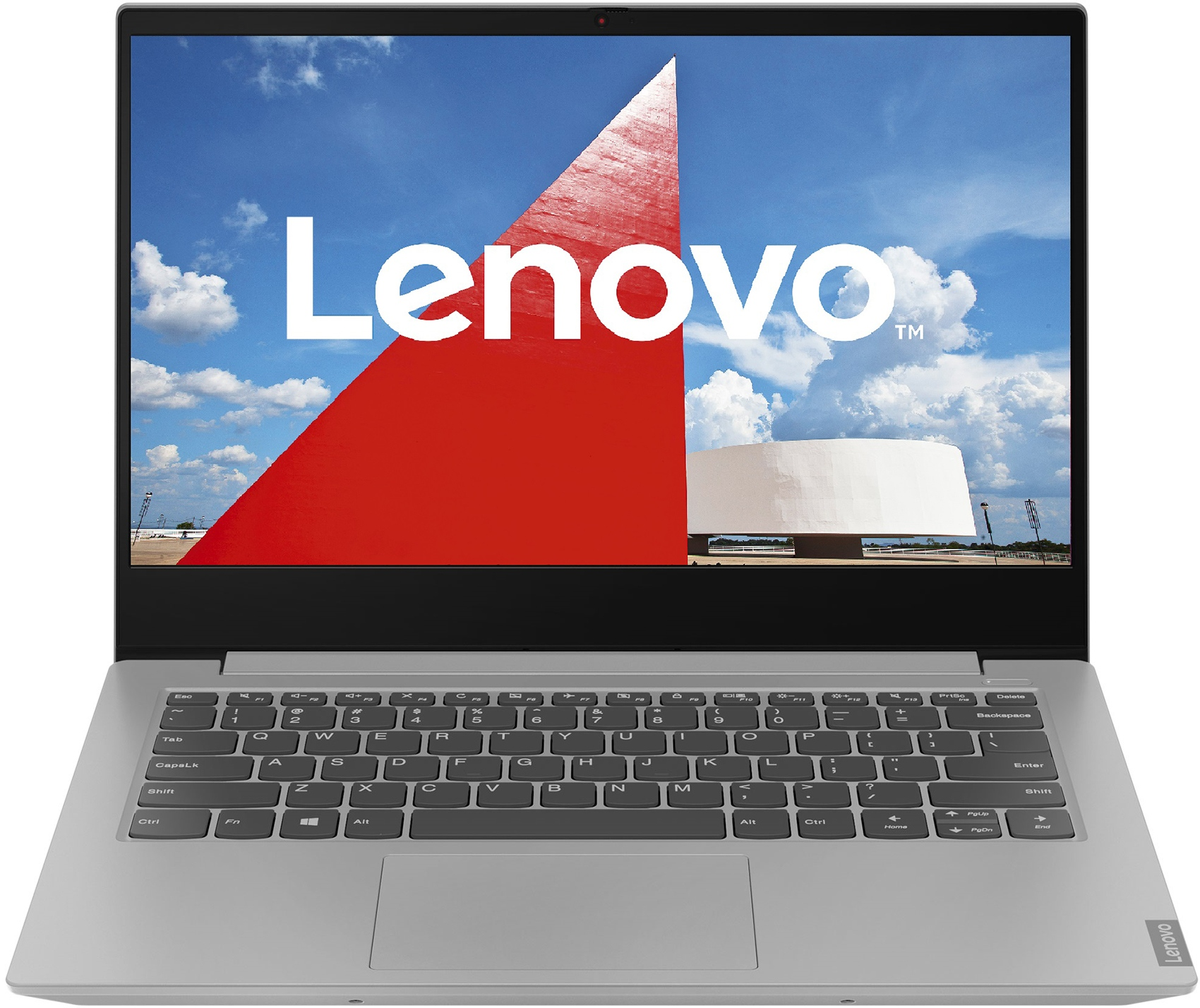 Ноутбук LENOVO IdeaPad S340 14 Platinum Gray (81NB007NRA)