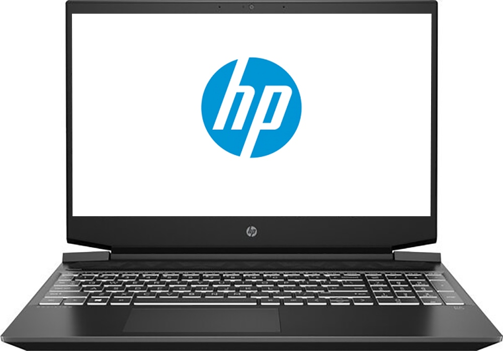 Ноутбук HP Pavilion Gaming 15-ec0006ua Shadow Black/Chrome (1R7D7EA)