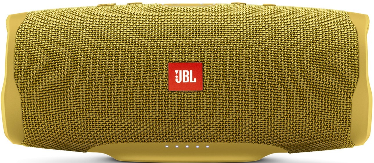 Портативная акустика JBL Charge 4 Yellow (JBLCHARGE4YEL) купить по ...