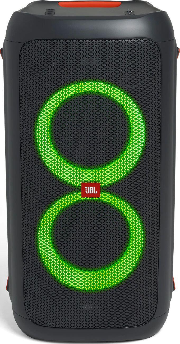 Купить Музыкальные центры, Портативная акустика JBL PARTYBOX 100 (JBLPARTYBOX100EU)