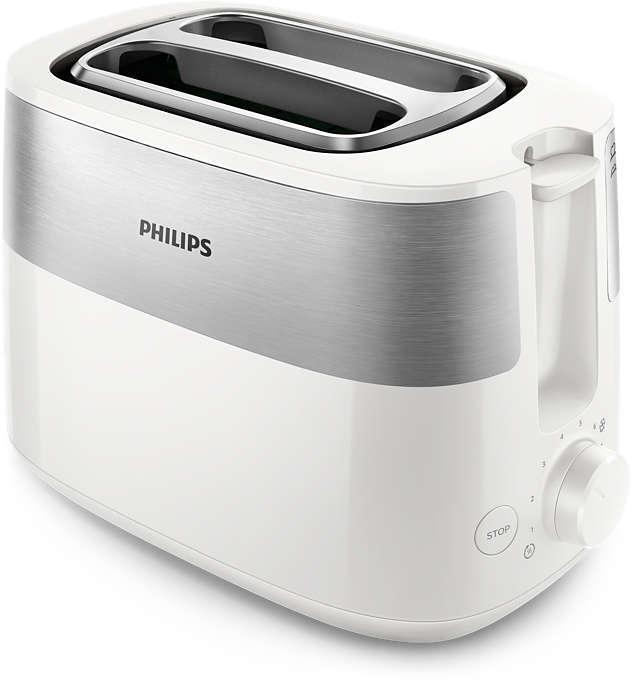 Купить Тостеры и бутербродницы, Тостер PHILIPS HD 2515/00