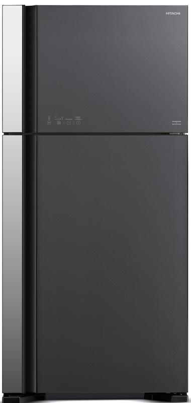 Купить Холодильники, Холодильник HITACHI R-VG660PUC7GGR