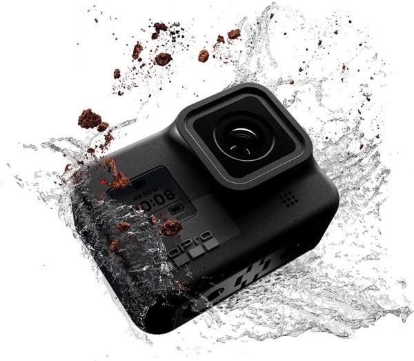 Экшн-камера GOPRO Hero 8 Black (CHDHX-801-FW), фото 4
