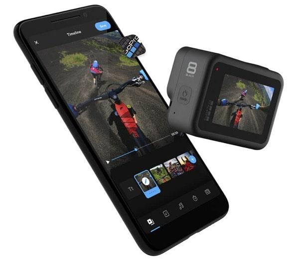 Экшн-камера GOPRO Hero 8 Black (CHDHX-801-FW), фото 5