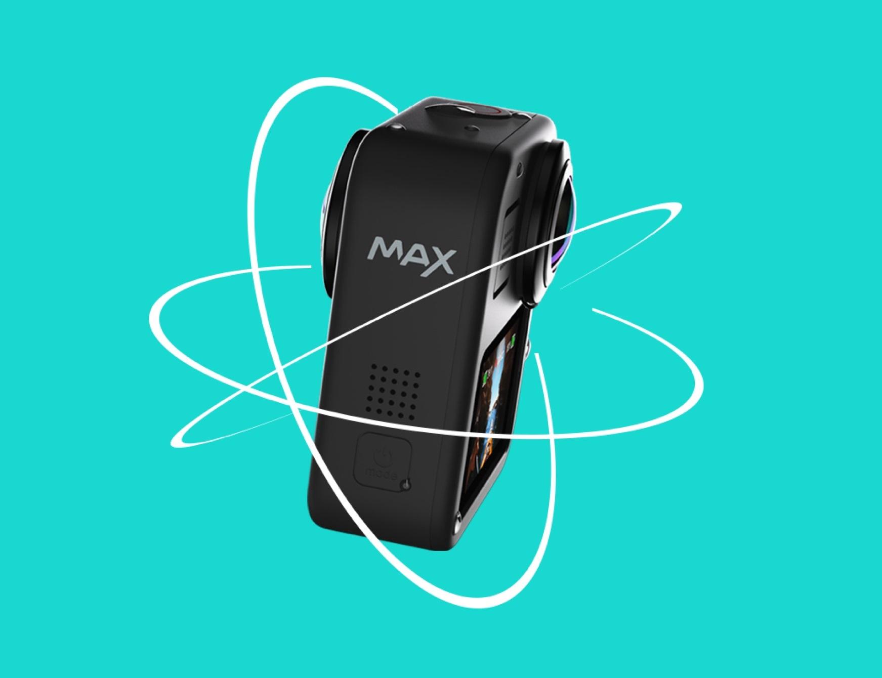 Экшн-камера GOPRO MAX (CHDHZ-201-FW), фото 4