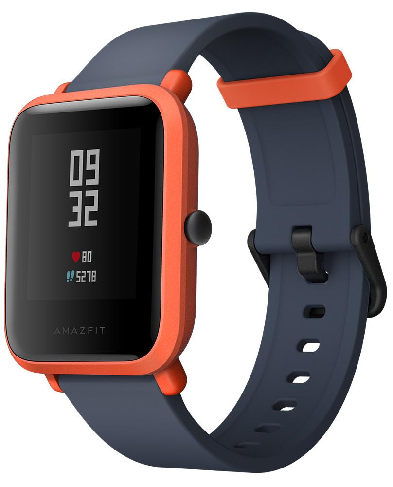 Смарт-годинник AMAZFIT Bip Cinnabar Red купити за низькою ціною в Києві 12c53cd4495c7