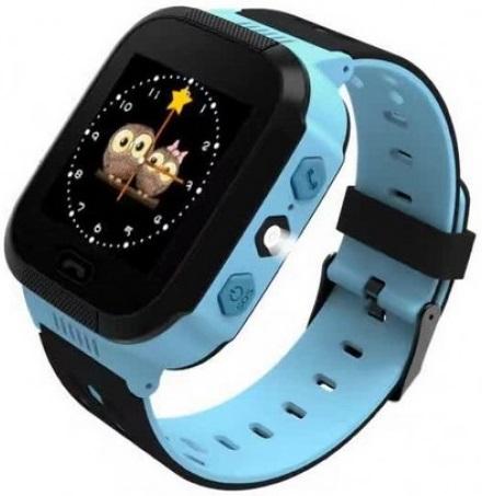 Часы детские GOGPS ME К12 Blue