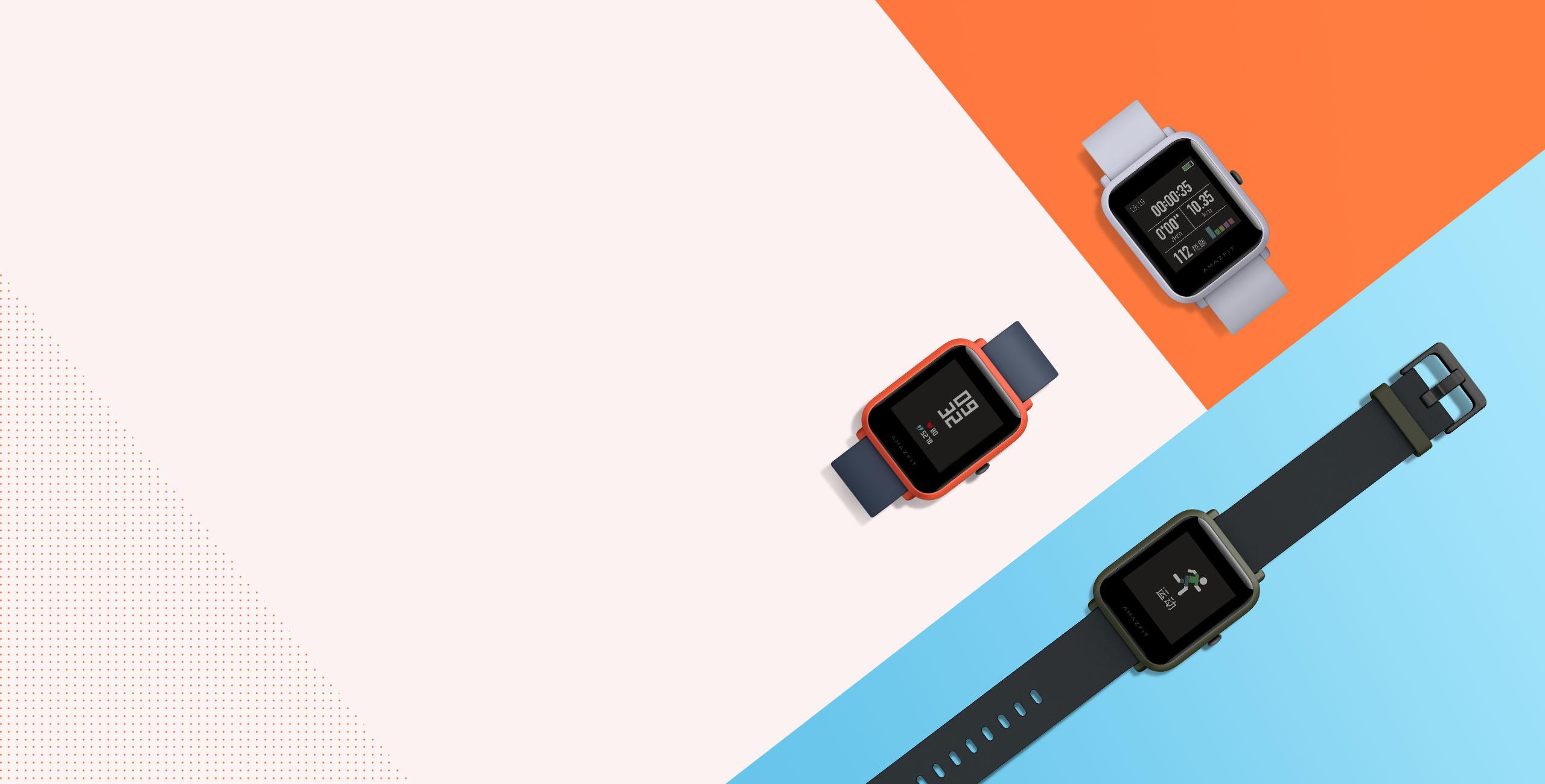 Смарт-годинник AMAZFIT Bip Smartwatch Black купити за низькою ціною ... 31acca339b7ac