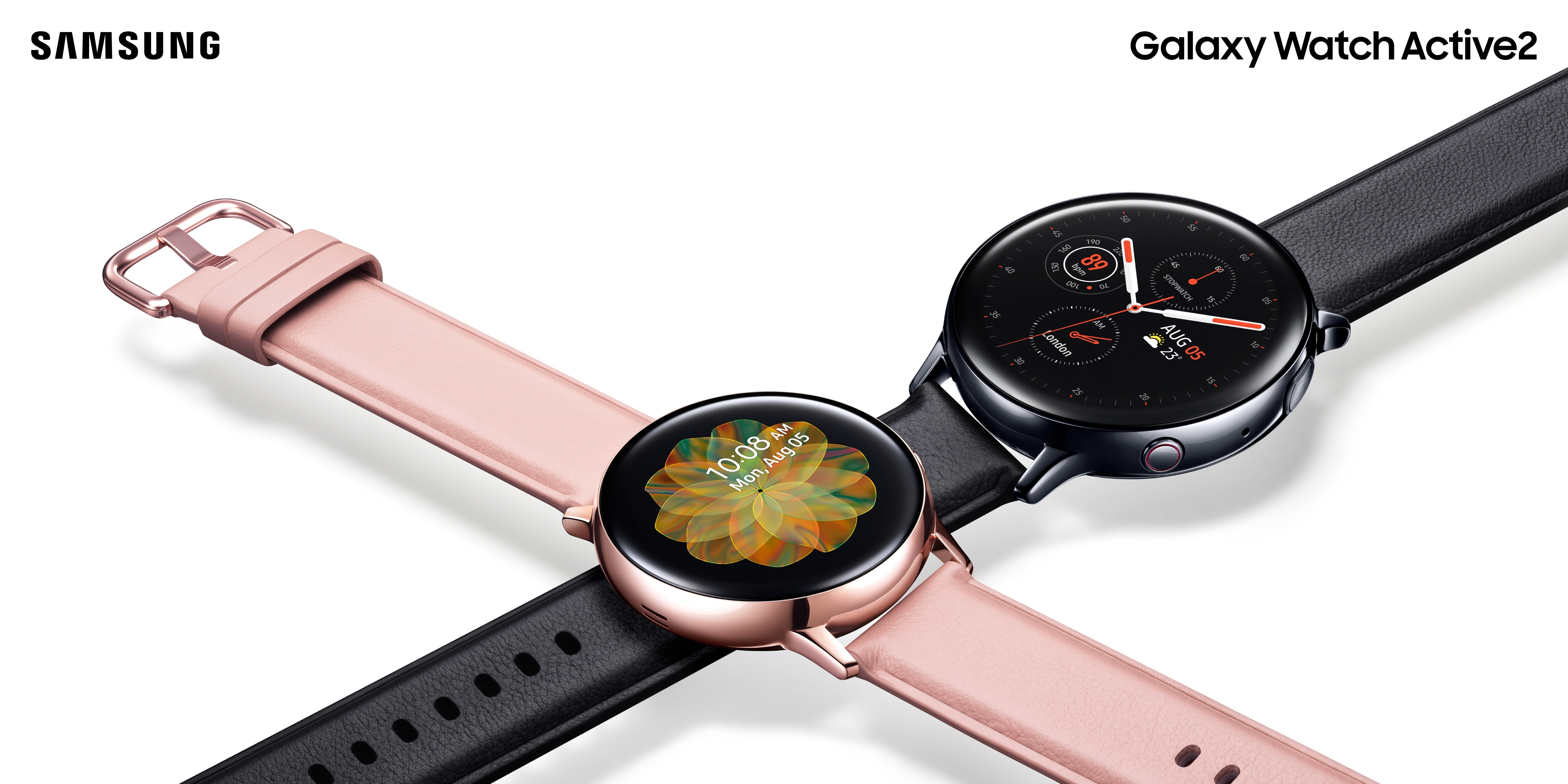 Смарт-часы SAMSUNG Galaxy Watch Active 2 44mm SS Gold (SM-R820NSDASEK), фото 5