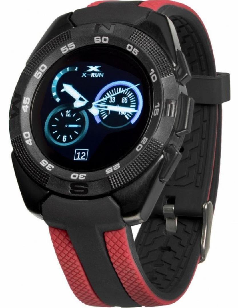 Смарт-часы GELIUS Pro GP-L3 (URBAN WAVE) Black/Red