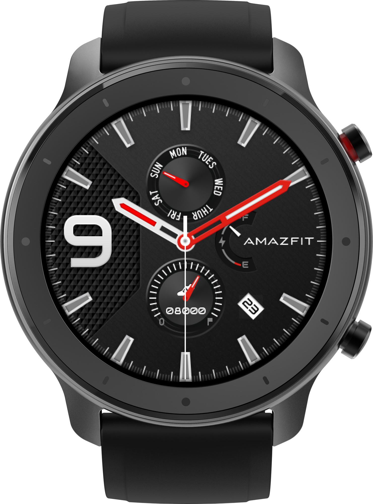 Купить Смарт-часы AMAZFIT GTR Lite 47mm Aluminium Alloy