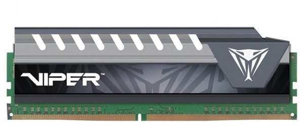 Память PATRIOT Viper Elite Gray DDR4 2666MHz 16GB XMP ...
