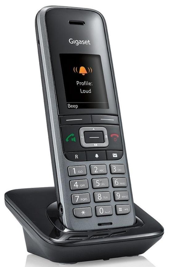 bc985e505fbef IP телефон Gigaset S650H PRO купить по низкой цене в Киеве, Харькове ...
